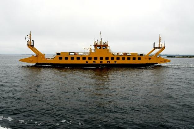 Karlskrona Aspöfärjan