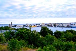 Karlskrona från bryggareberget