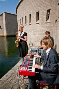 Musik i rundhamnen