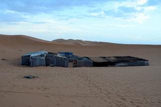 beduinlagret