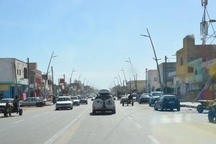 Mauretaniens näst största stad