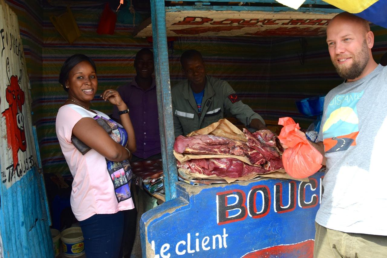 Senegal stoppade guinea