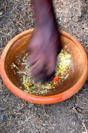 Mortlade kryddor