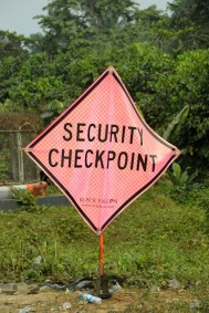 checkpoint Nigeria