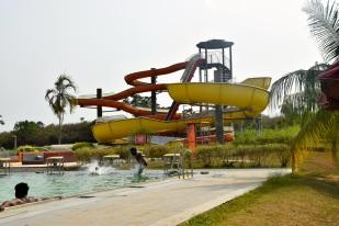 Vattenpark i Calabar