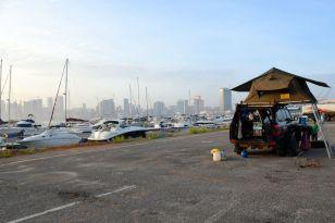 Camping Luanda Naval club