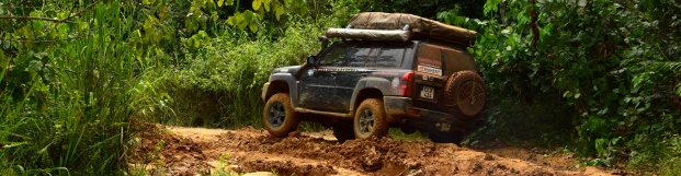 Lervälling i Kongo (DRC)
