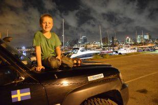 Harald i Luandas natt