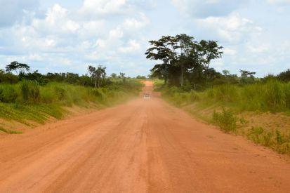 Kongo-Brazzaville dag 1