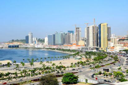 Luanda utsikt