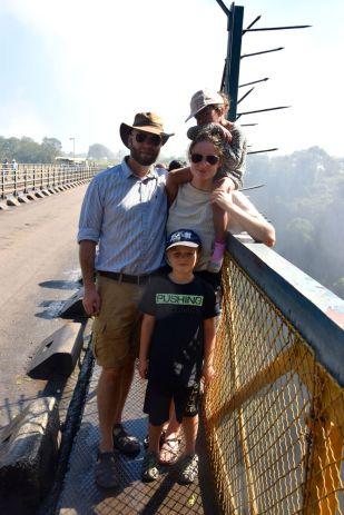 Familjen på Victoriabron