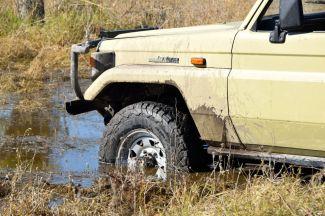 Fast i leran