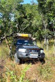 Kafua NP i Zambia
