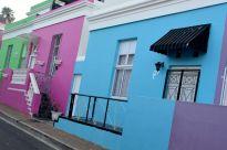 Bo-Kaap andra sidan gatan
