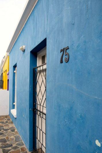 Bo-Kaap blue