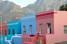 Bo-Kaap blue:orange