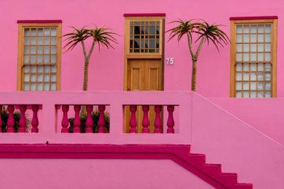 Bo-Kaap pink