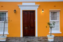 Bo-Kaap yellow