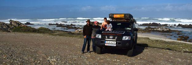 Familjen Cape Aghulas