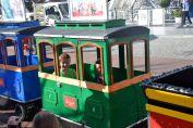Hamleys tåg